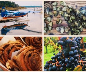 Eating Your Way Around Lopez Island